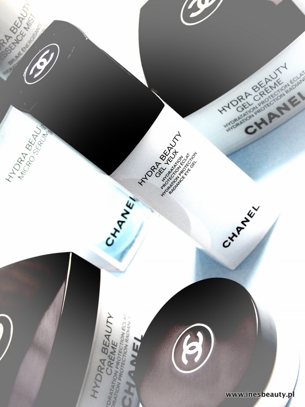 CHANEL HYDRA BEAUTY GEL YEUX - крем для глаз